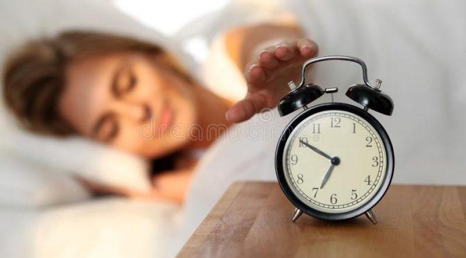 Not getting enough sleep?